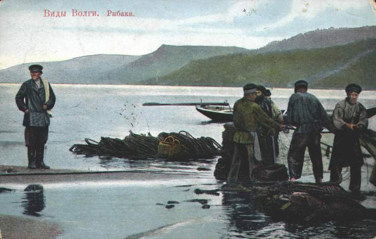 старинные планы на будущее  рыбалки